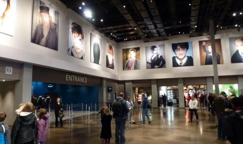 Visuel Musée Harry Potter Londres - VIVA vacances